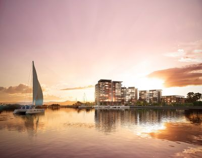 Superb New Development - Anchorage Apartments