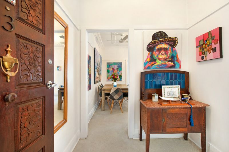 Art Deco Style Character 2 Bed Mosman Apartment