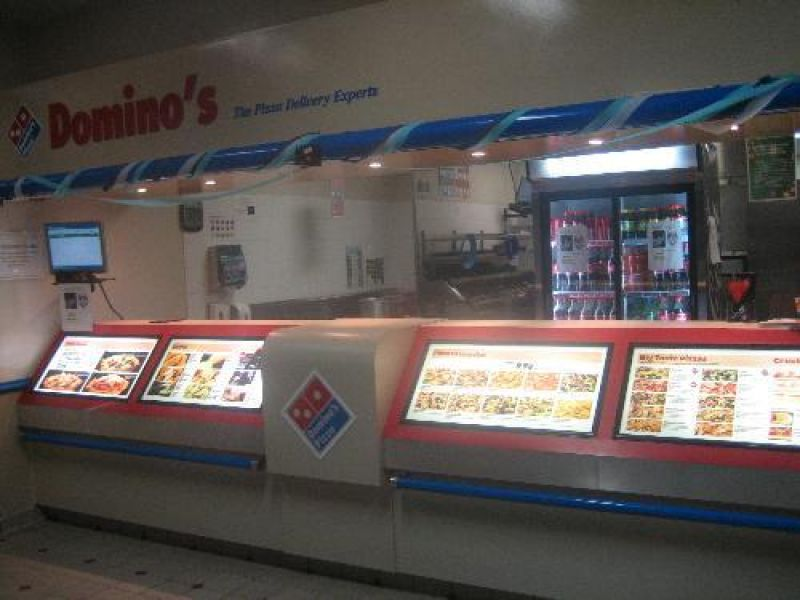 DOMINO's PIZZA - MENAI - EXCELLENT BRAND, GREAT LOCATION - VERY BUSY SHOP!