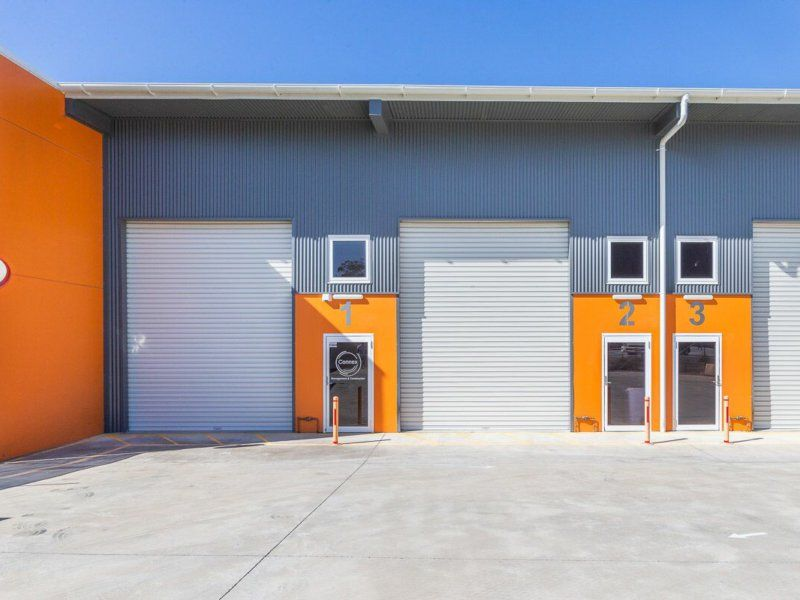 WAREHOUSE AND OFFICE SPACE
