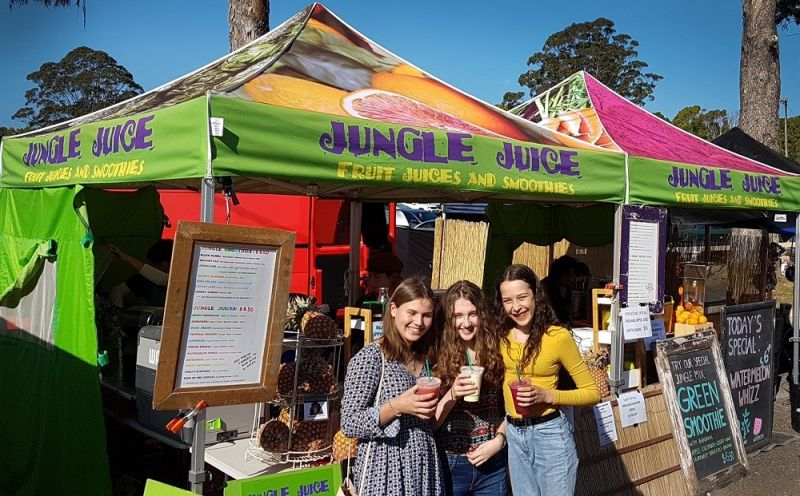 Well established healthy juice business in Byron Bay area