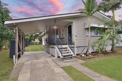 HUGE PRICE REDUCTION! Potential 6% Return! Renovated, Huge Block with Shed!