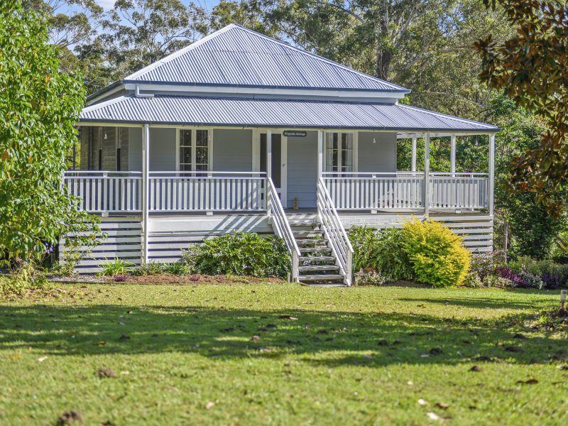 Magnolia Cottage - 3.9 Acres, North Facing