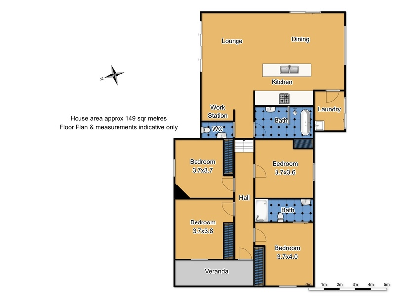 352 Lords Place - Floor Plan