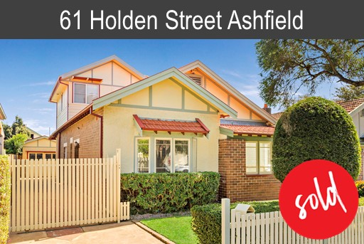 The Buyer | Holden St Ashfield