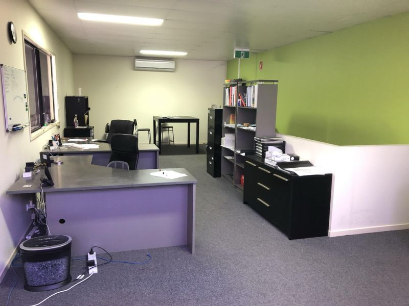 182m2* Warehouse And Office Unit