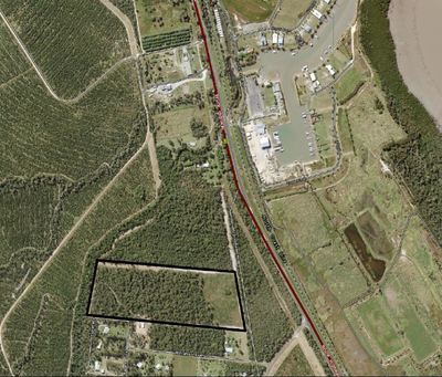 25 Acres of land close to township