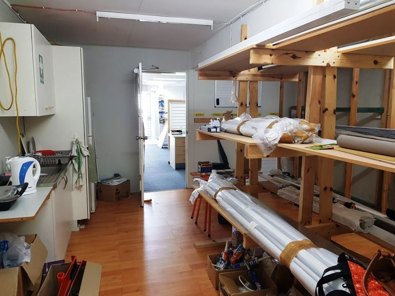 Small Tenancy With Showroom