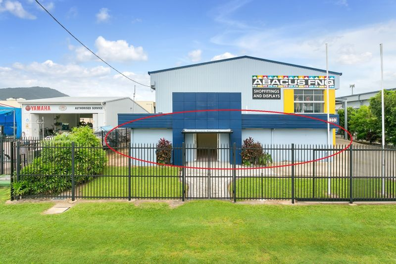 STANDOUT WAREHOUSE-SHOWROOM-OFFICES 655m2