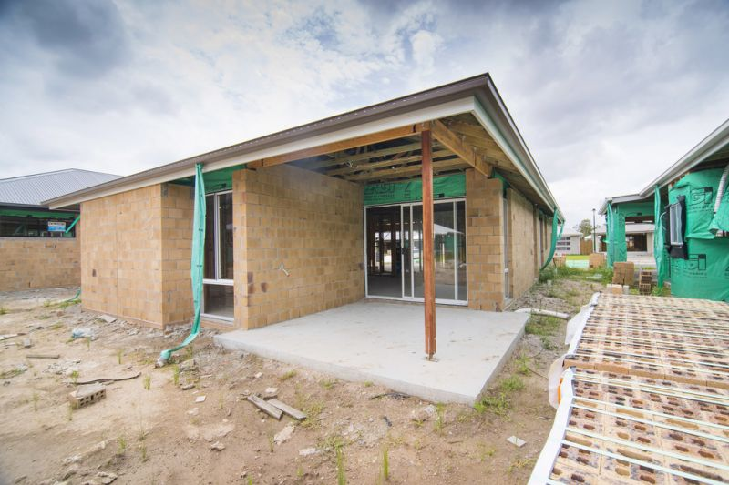 Mortgagee Sale 6 Partially Completed Houses
