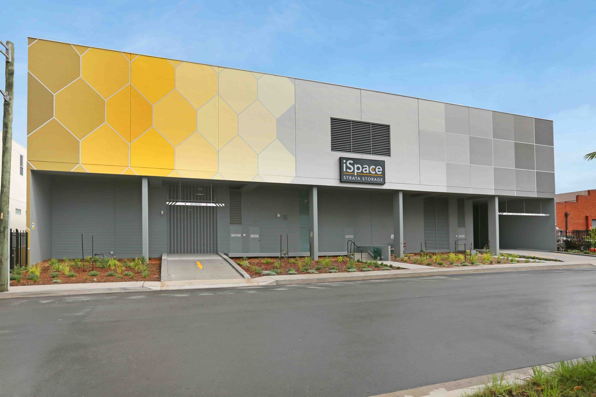 LEASED BY RYAN MCMAHON - STORAGE UNIT
