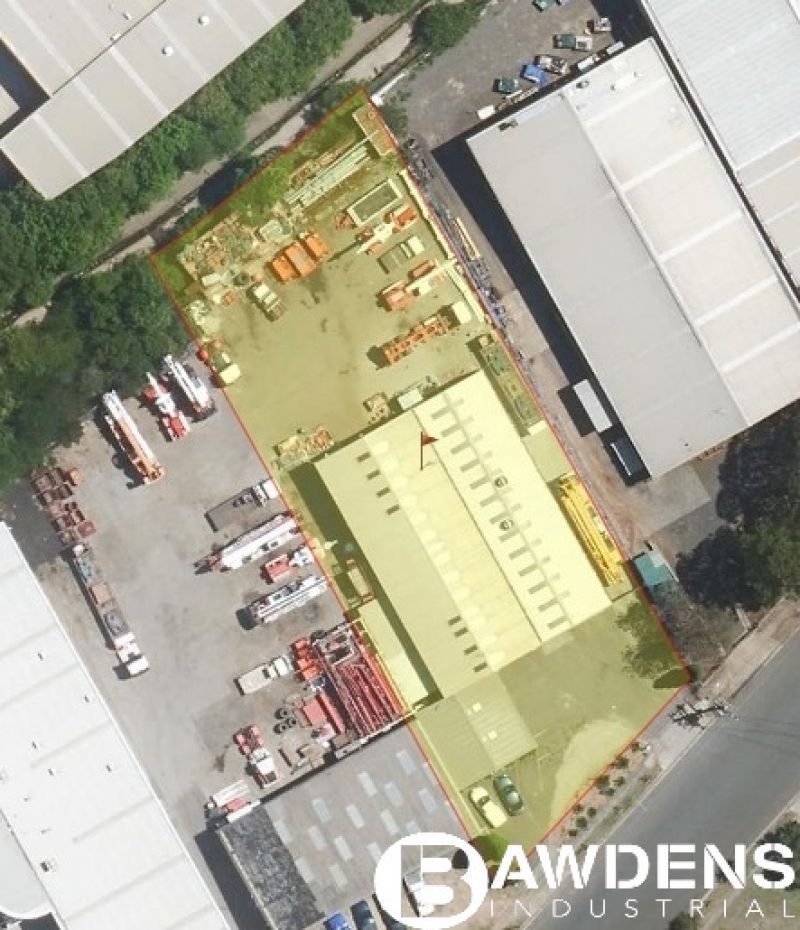 Warehouse - Office - Large Yard - Occupy Or Redevelop.