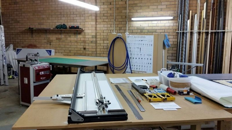 Picture Framing Business in Mandurah - Low Outgoings and profitable