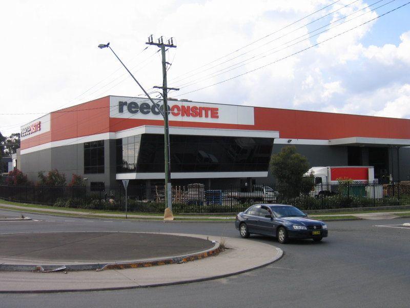 Modern Industrial Facility