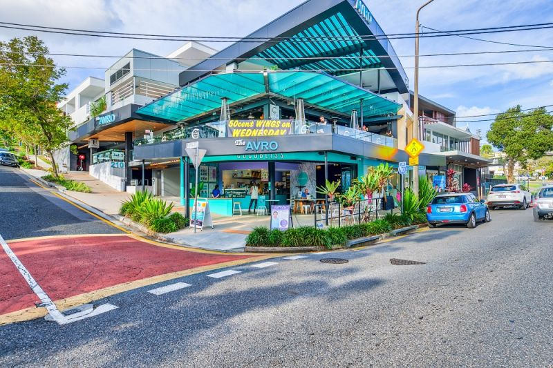 GROUND FLOOR RETAIL INVESTMENT OXFORD STREET BULIMBA