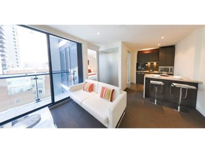 City Tempo: Furnished One Bedroom Apartment in Perfect CBD Location!