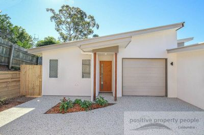 Perfectly Positioned, Brand New -