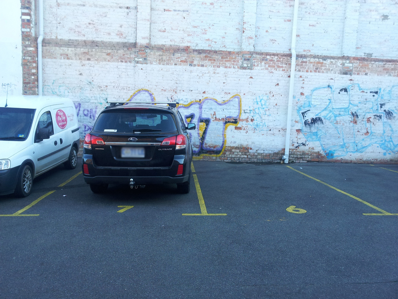 CBD Car Spaces For Lease