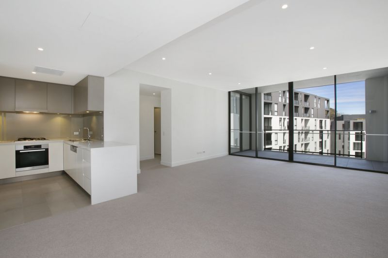 Spacious Two Bedroom Apartment within