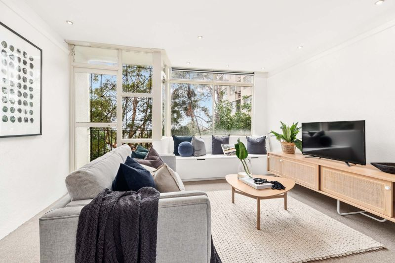 SOLD -Sunny Studio with Garden Outlook Peaceful Location On Bronte Border