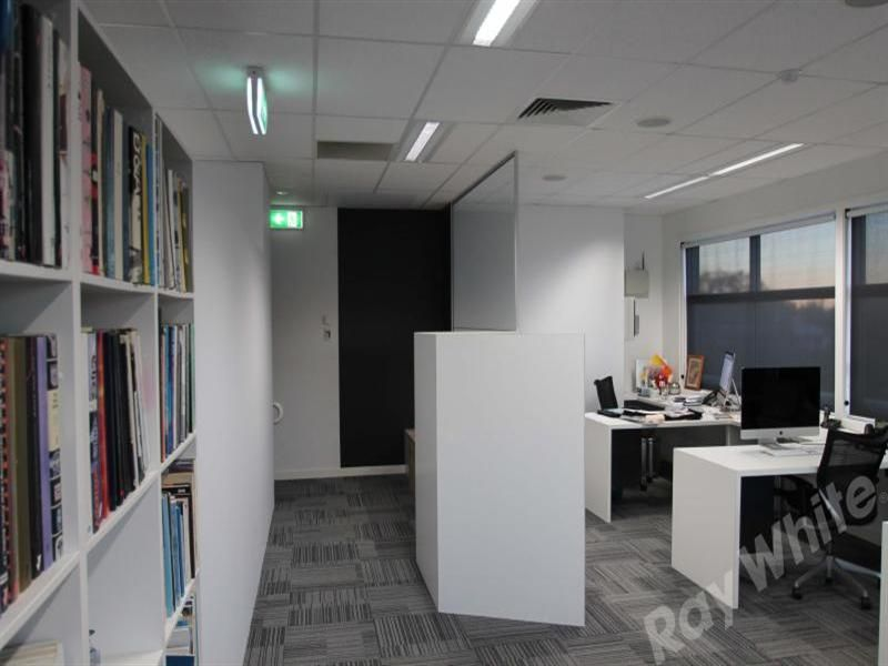 Stylish Red Hill Office Space - Available Now!