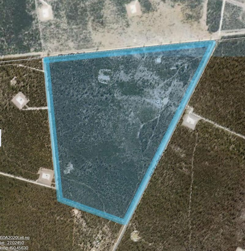 Rare Find 250 Acres Zoned White