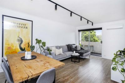 Elevated above your average rental apartment!