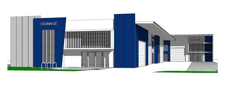 Brand New Boutique Warehouse Development