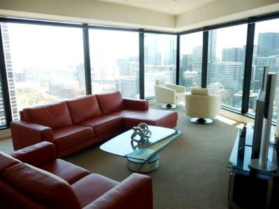 Eureka, 36th floor - FULLY FURNISHED: Luxury Southbank Living! UTILITIES INCLUDED EXCLUDING INTERNET