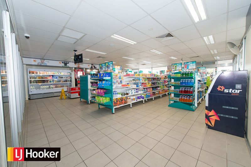 High Profile Service Station with Shop Oxley Highway