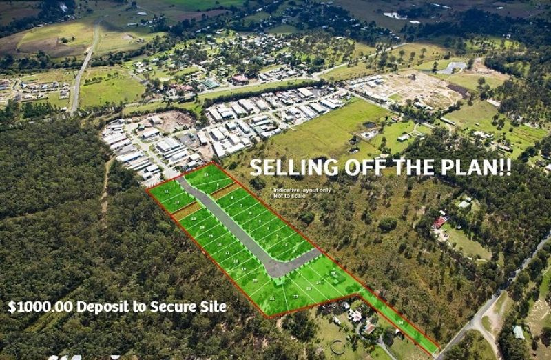 Last Remaining Lots Priced to Sell  -1504sqm*