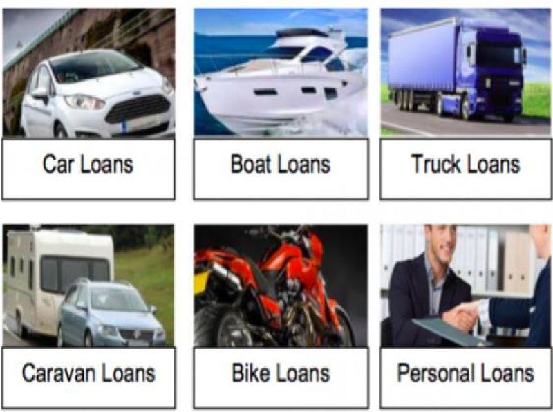 FINANCE BROKERAGE: Cars, Bikes, Trucks, Boats and Caravans (Automotive Sector)