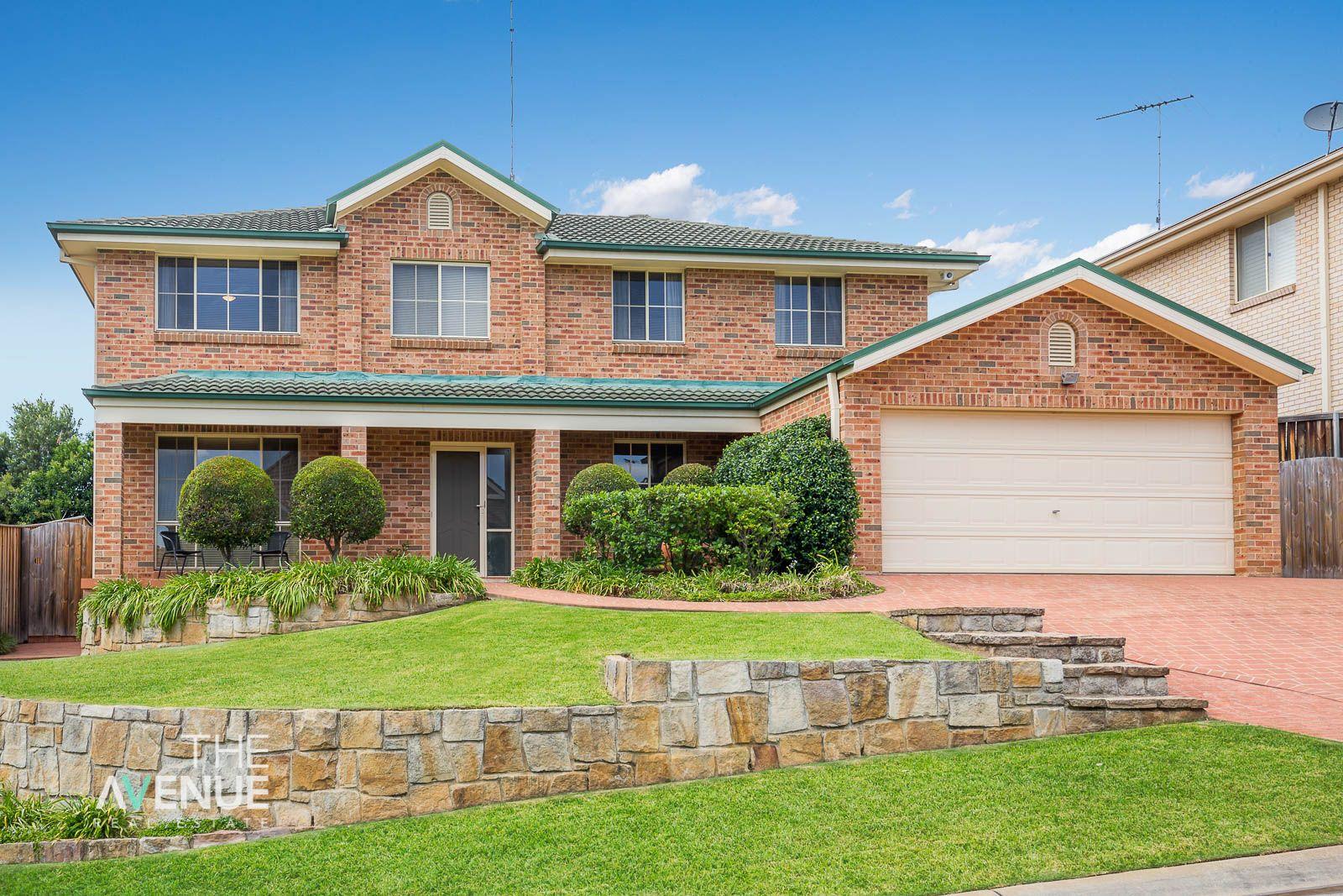 6 Tamara Place, Beaumont Hills NSW 2155