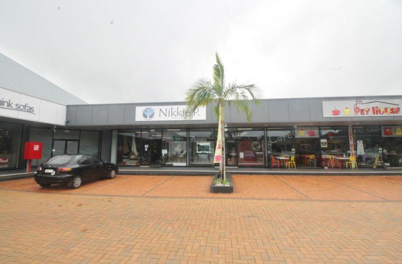 Excellent Retail Position - 80 m2
