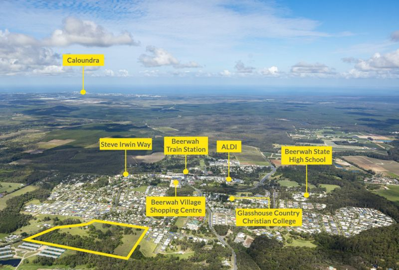 Deceased Estate - 14.09Ha* Beerwah, Sunshine Coast