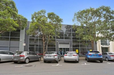 Outstanding South Melbourne Office!