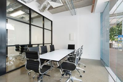 FULLY FITTED INNER CITY OFFICE!