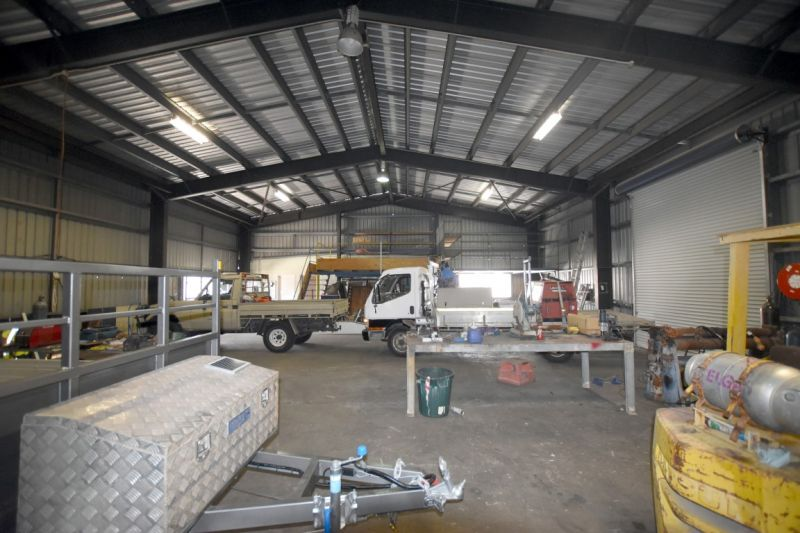 BEST INDUSTRIAL BUY - REDUCED TO $450,000