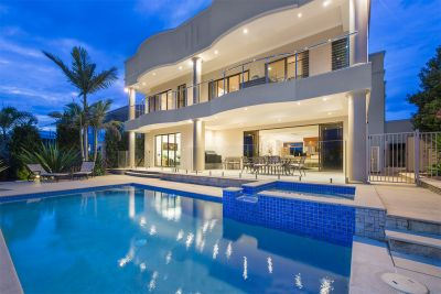 Grand, Bespoke, Luxury Waterfront Home
