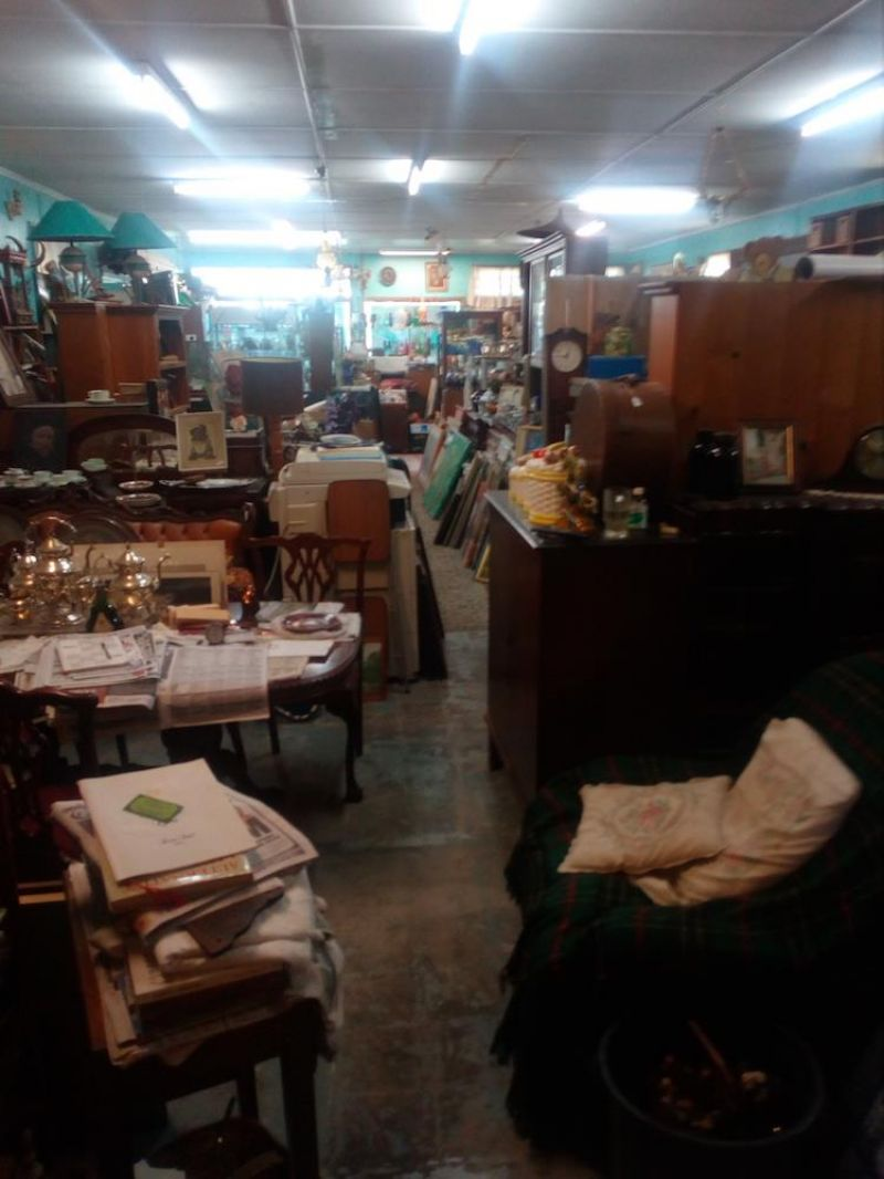 ANTIQUES, ART, COLLECTABLES, ETC. Established business to suit family/friends