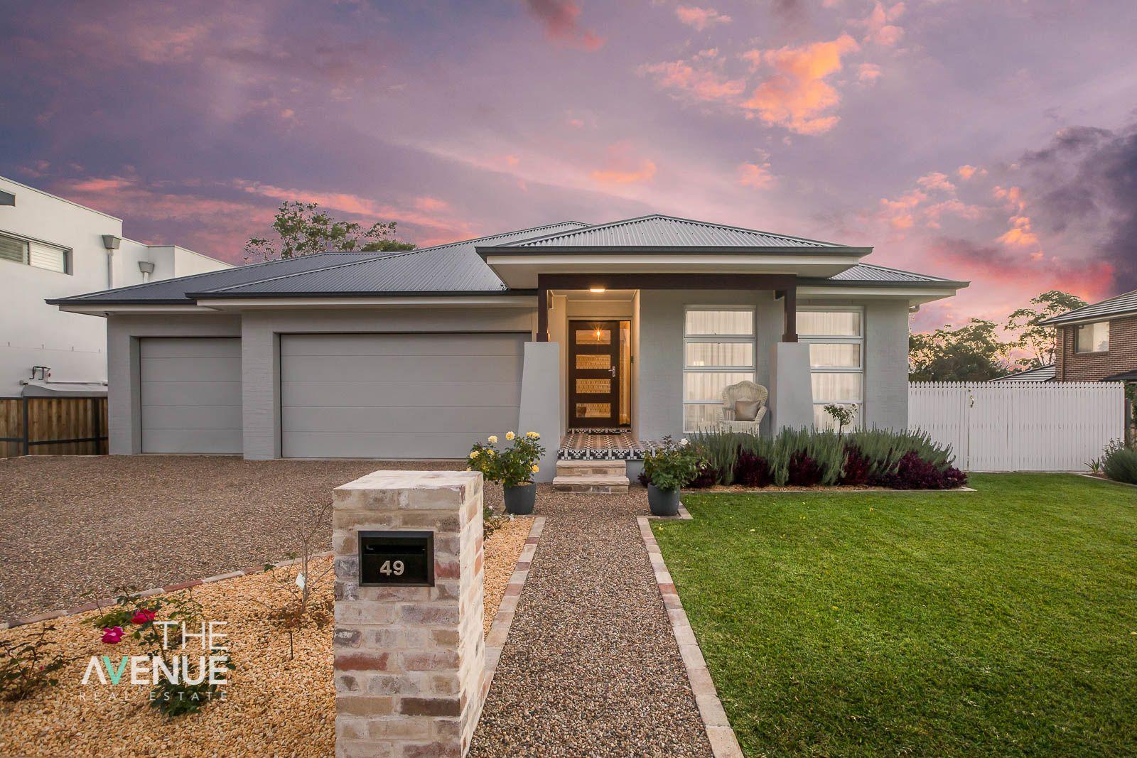 49 Myles Crescent, Kellyville NSW 2155