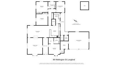 99 Wellington Street, Longford
