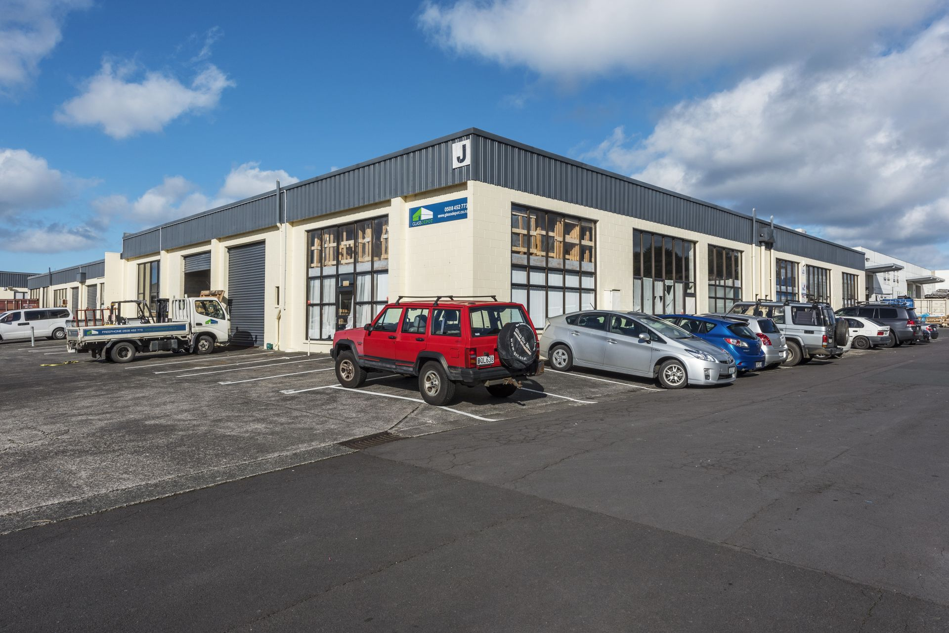 Industrial Investment - Appealing on Keeling