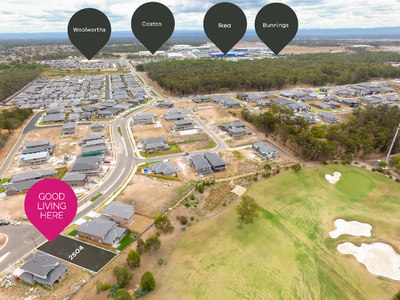Colebee, Lot 2504  Stonecutters Drive