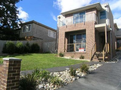 NEAT AS A PIN - TWO STOREY THREE BEDROOM