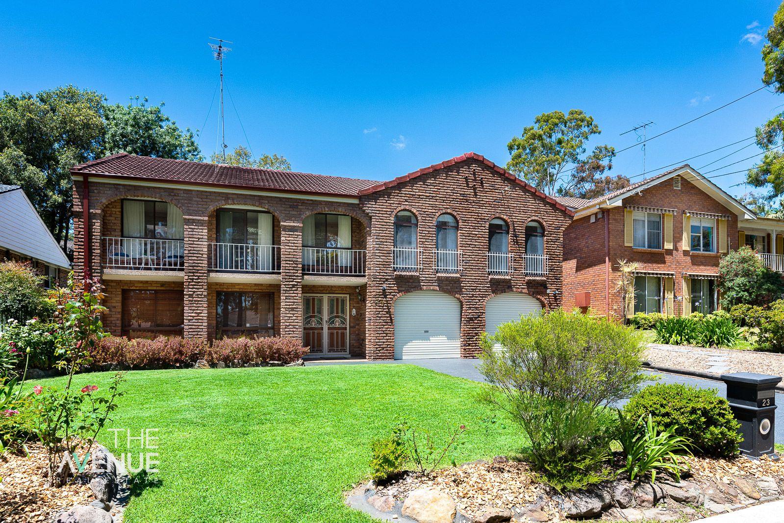 23 Yanderra Grove, Cherrybrook NSW 2126