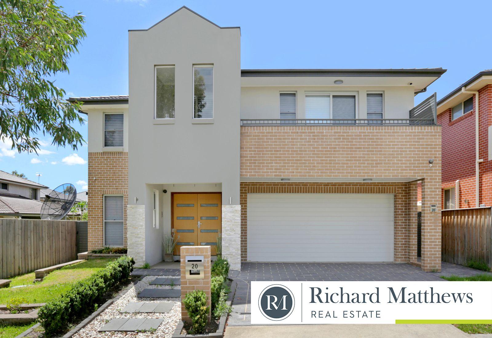 20 Magnolia Avenue, Lidcombe NSW 2141