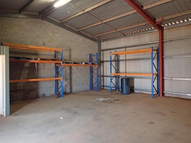 Warehouse near Port of Broome