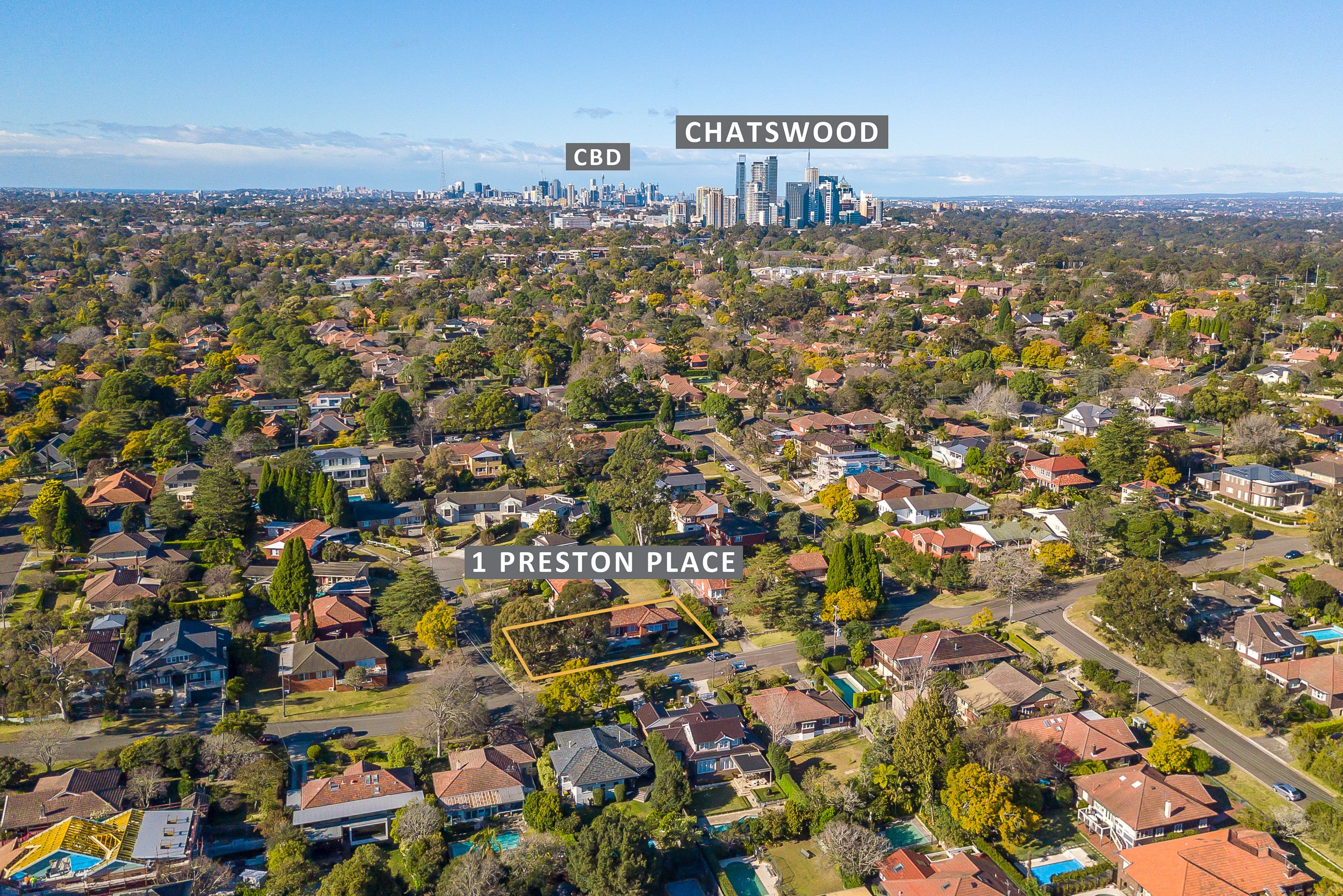 1 Preston Place Roseville 2069