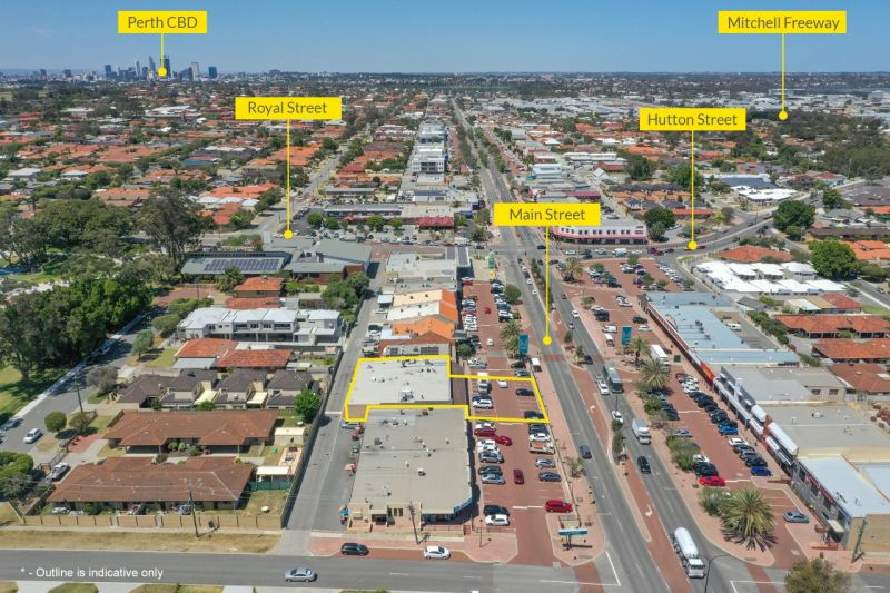 Green Title Retail Strip Shops. Prime Location. Strong Tenant Profile